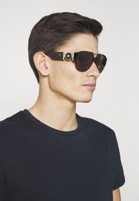 Versace - Sunglasses - havana - 1