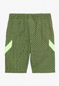Nike Performance - DRY STRIKE - Sportovní kraťasy - cargo khaki/ghost green/white - 1