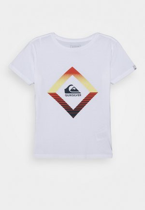 SCREEN TEE - T-Shirt print - white