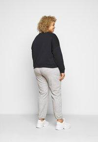 Pieces Curve - PCCHILLI - Sweatshirt - black - 2