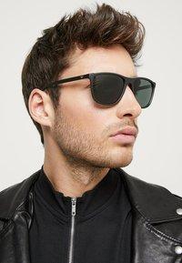 Emporio Armani - Occhiali da sole - matte black - 1