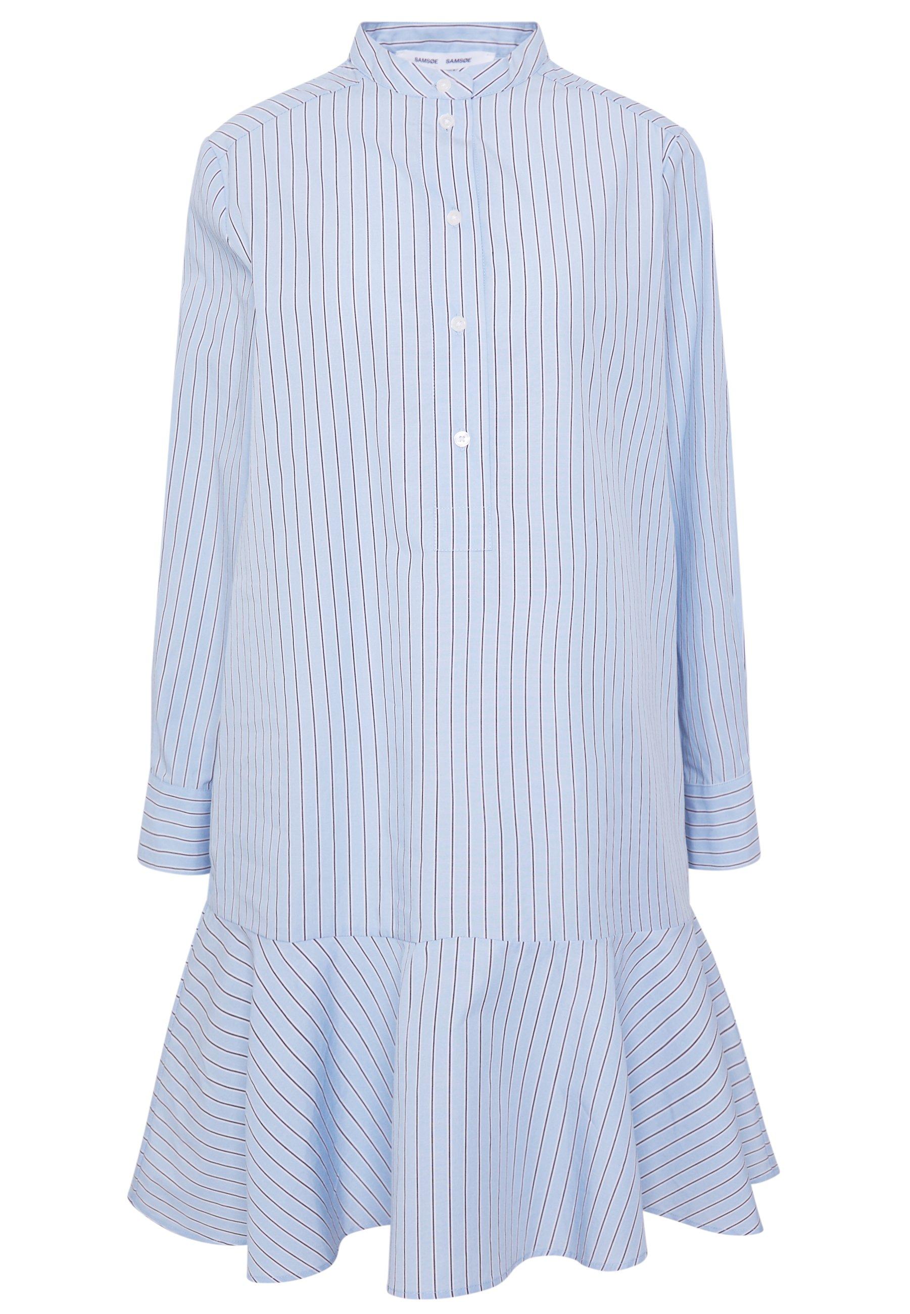 Beige Samsøe Samsøe Skjorte Laury Shirt | ikkebutikk.no