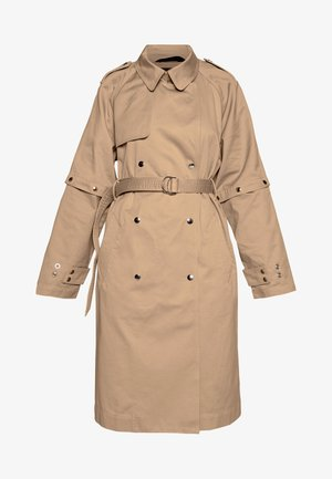 NEW OVERCOAT - Trenchcoat - beige