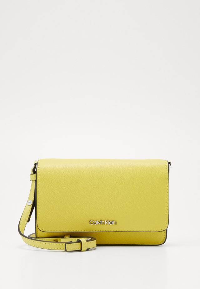 MUST CROSSBODY - Portefeuille - yellow