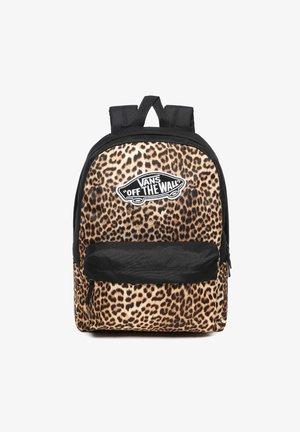 REALM - Zaino - classic leopard