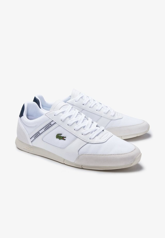 Trainers - wht/lt gry