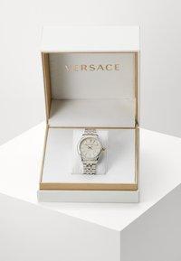 Versace Watches - HELLENYIUM - Watch - silver-coloured - 2