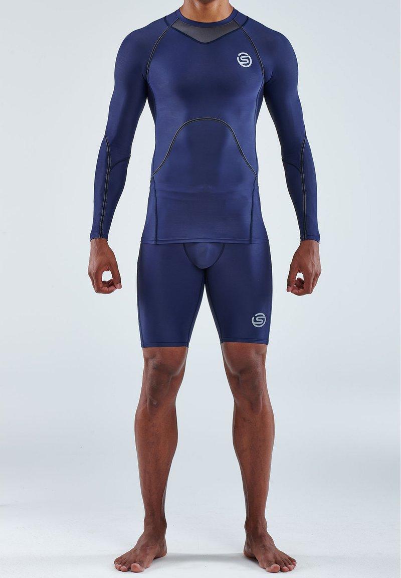 Skins - Sports shirt - navy blue