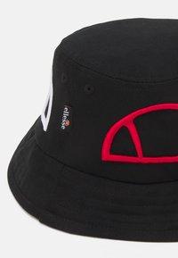 Ellesse - PINALA BUCKET HAT UNISEX - Hat - black - 3