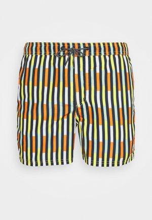 JJIBALI STRIPE - Szorty kąpielowe - vibrant yellow