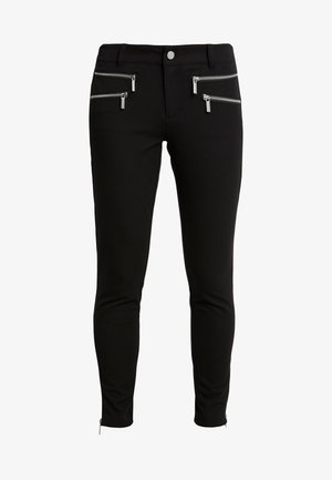 ROCKER ZIP - Jeans Skinny Fit - black
