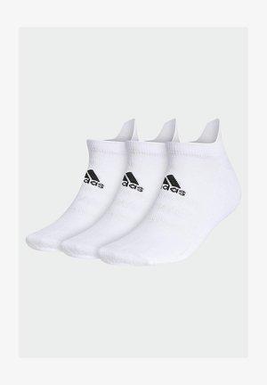 3 PAAR - Sports socks - white