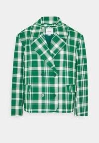 Monki - PENNY - Short coat - green - 4