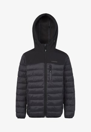 GONZO JR - Soft shell jacket - true black