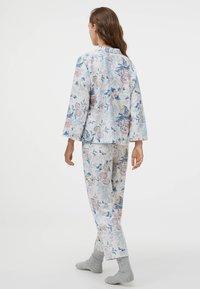 OYSHO - Pyjama top - light blue - 1
