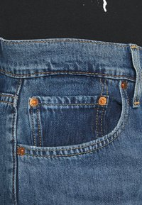 Levi's® - 502™ TAPER - Jeans Tapered Fit - med indigo - 4