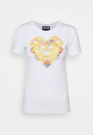TEE - T-shirt imprimé - optical white