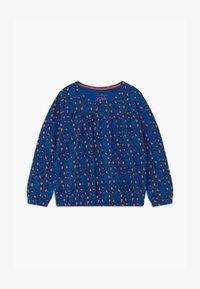 Lemon Beret - SMALL GIRLS - Maglietta a manica lunga - olympian blue - 0