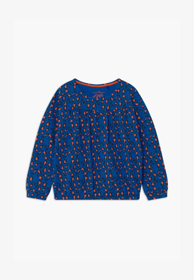 SMALL GIRLS - Longsleeve - olympian blue