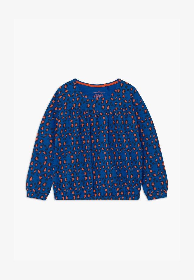 SMALL GIRLS - Långärmad tröja - olympian blue