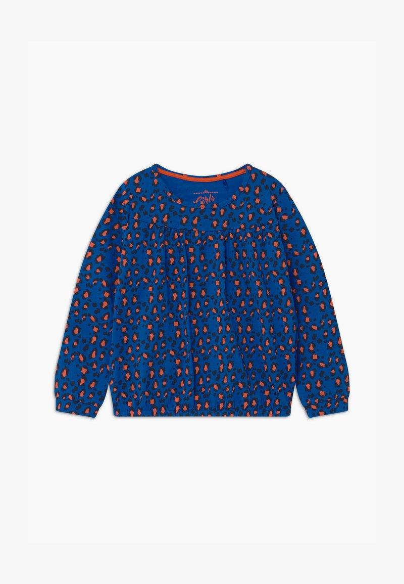 Lemon Beret - SMALL GIRLS - Maglietta a manica lunga - olympian blue
