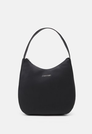HOBO - Handbag - black