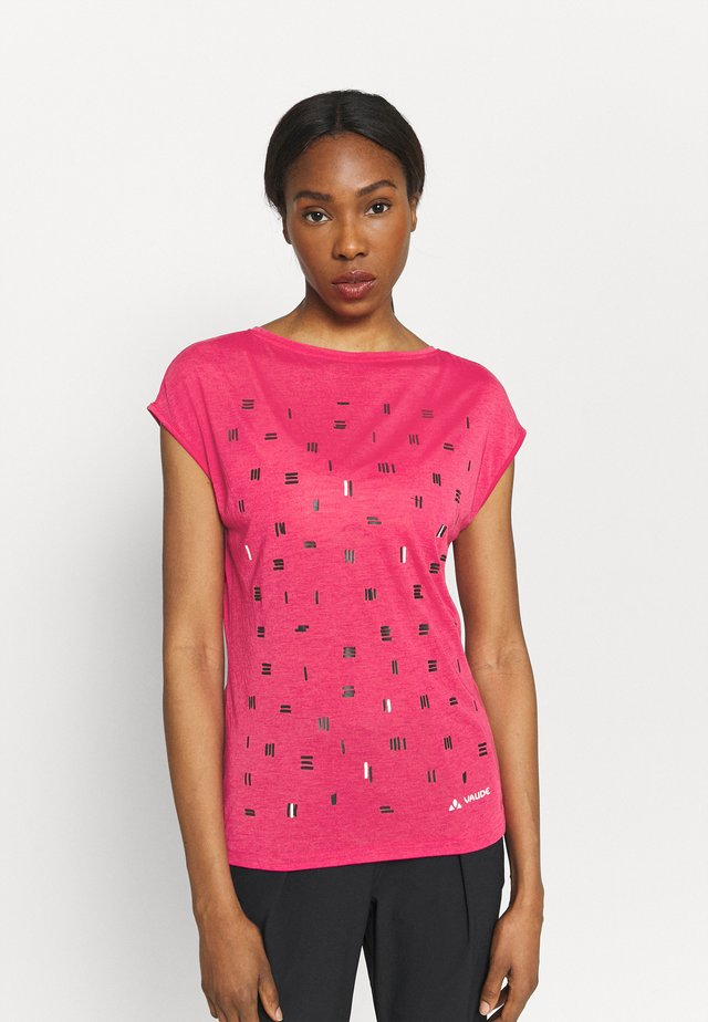 TEKOA - T-shirt con stampa - bramble