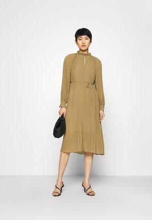 SORAYA 11185 - Day dress - gothic olive