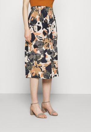 JAYLA - A-line skirt - neutral