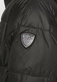 EA7 Emporio Armani - CABAN - Cappotto invernale - black - 7