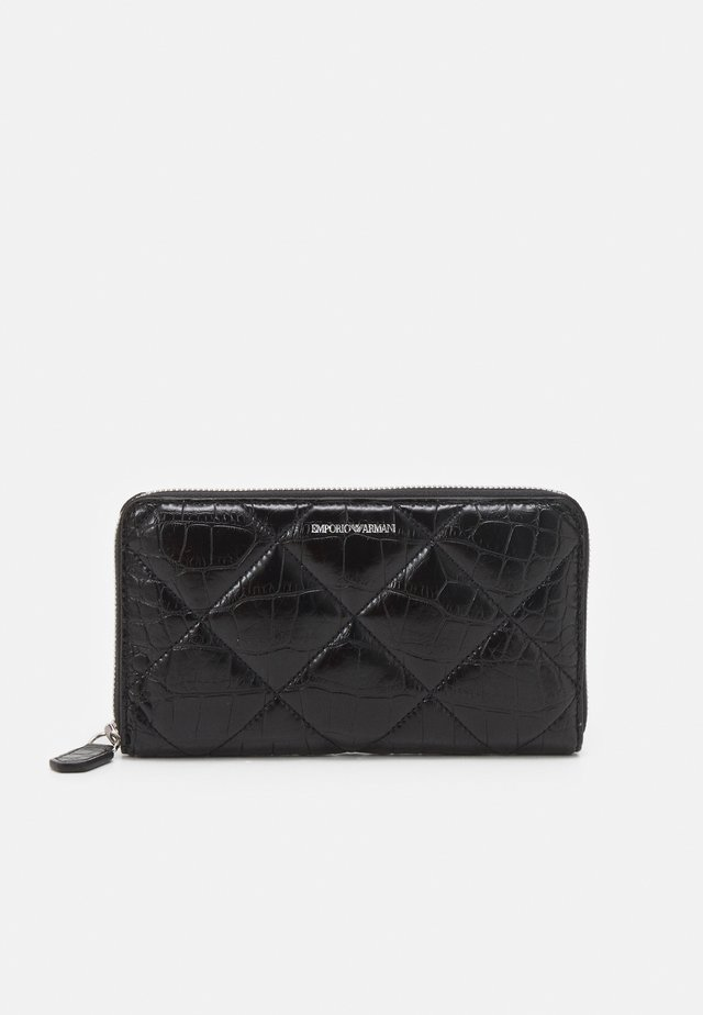 NOELLE FOGLIO ZIP AROUND - Wallet - nero