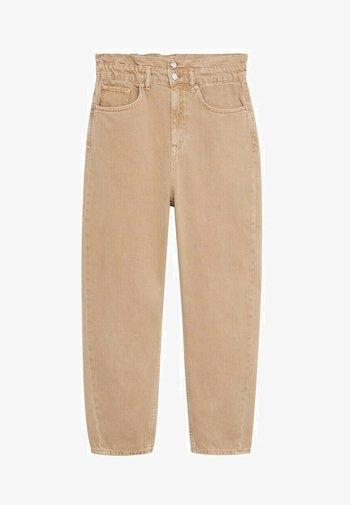 MIA - Straight leg jeans - open beige