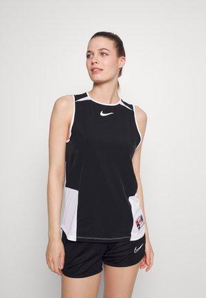 FC - Camiseta de deporte - black/white