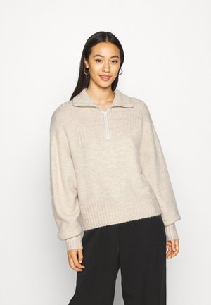 FONDA SWEATER - Svetr - off-white