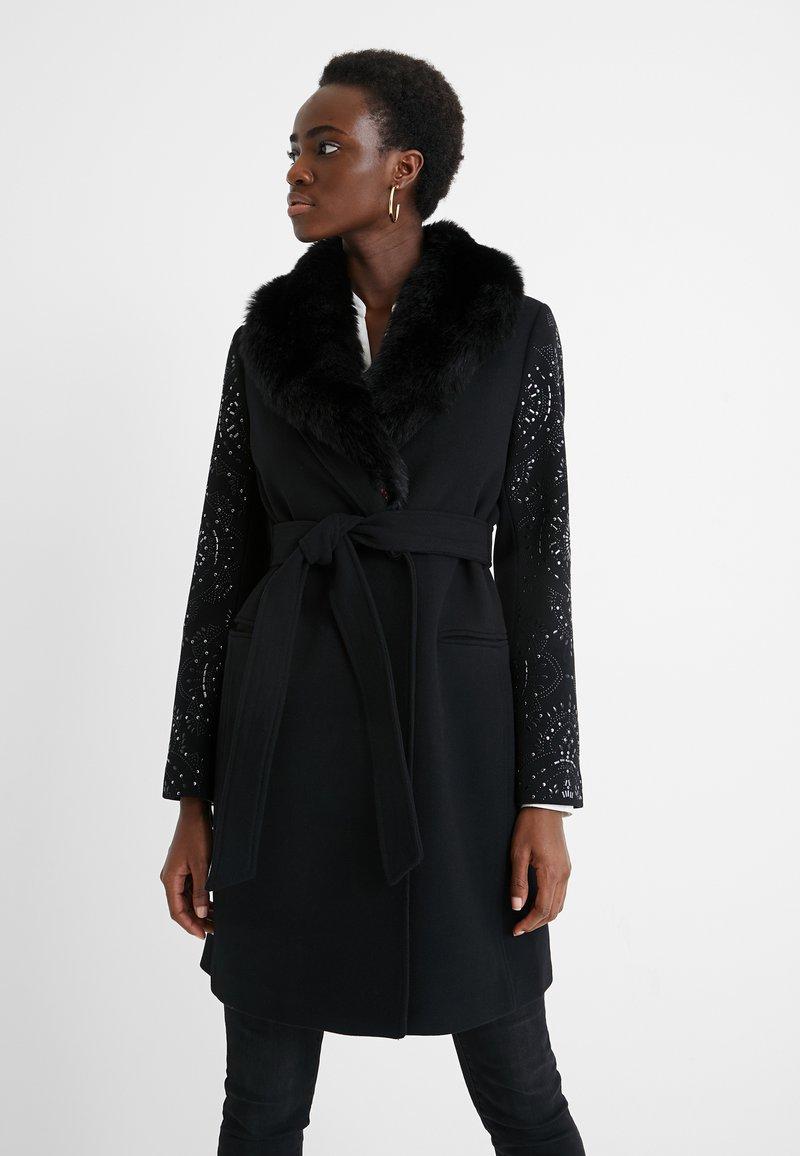 Desigual - Winter jacket - black
