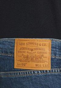 Levi's® - 512 SLIM TAPER - Jeans slim fit - dark indigo - 3