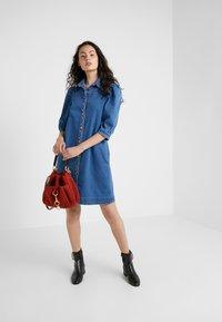 See by Chloé - Denim dress - truly navy - 1
