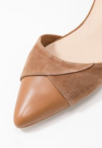 Anna Field - LEATHER CLASSIC-HEELS - Klassieke pumps - camel - 2