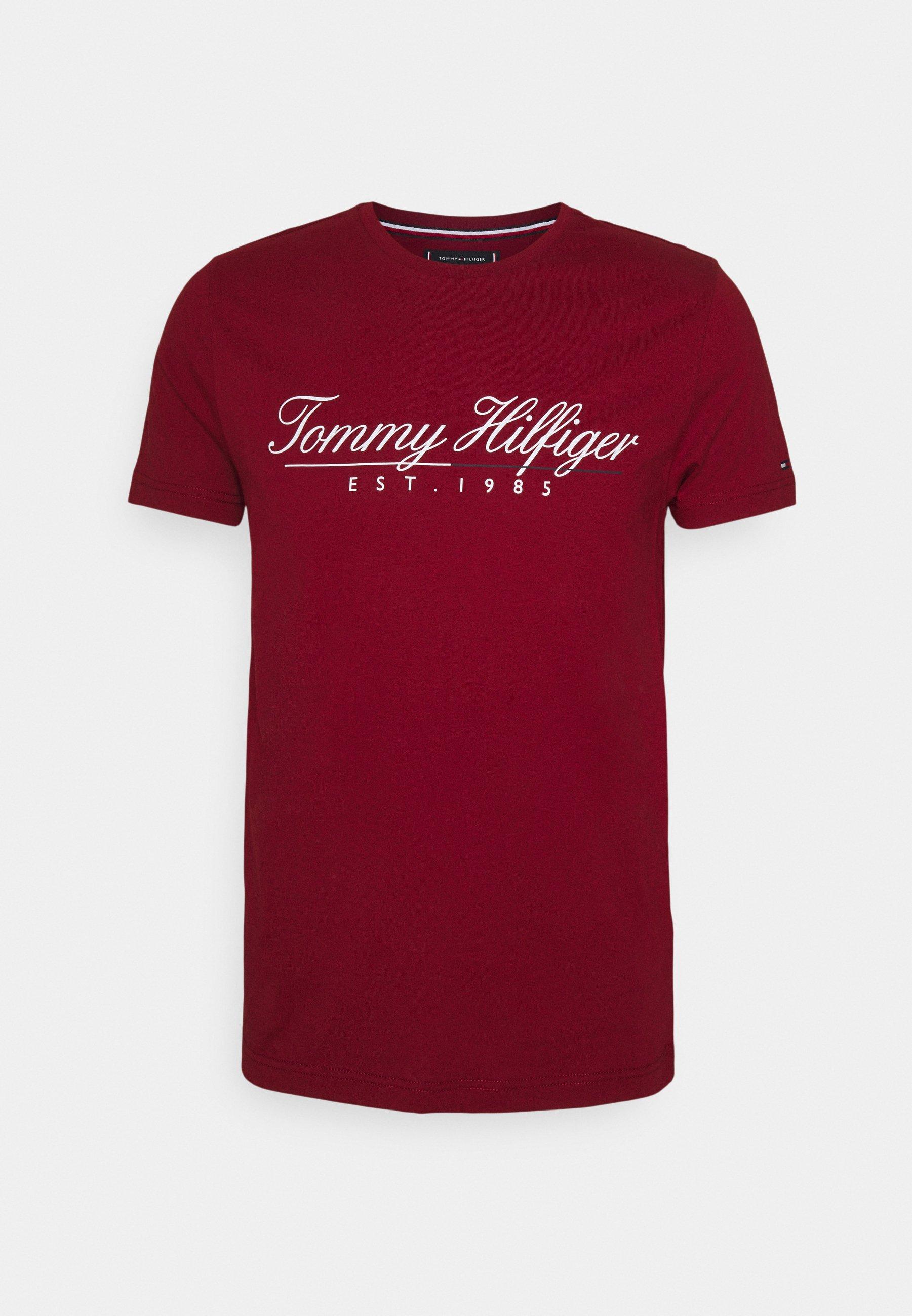 Men SCRIPT LOGO TEE UNISEX - Print T-shirt
