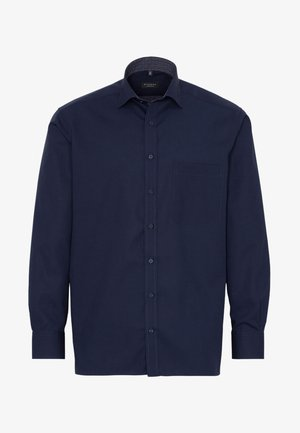 COMFORT FIT - Shirt - navy blue