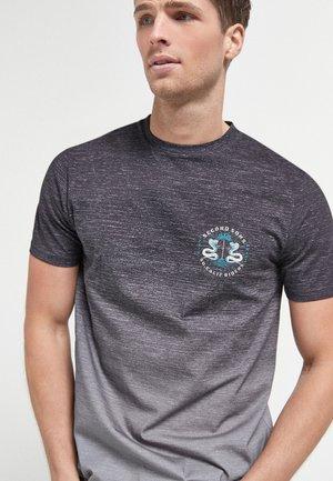 DIP DYE GRAPHIC  - Print T-shirt - multi coloured