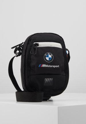 BMW SMALL PORTABLE - Schoudertas - black
