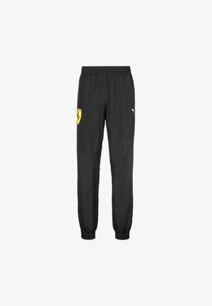 SCUDERIA FERRARI STREET - Pantaloni sportivi - black