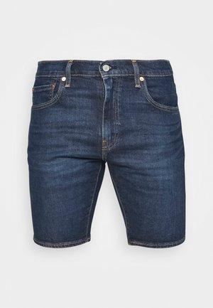 412™ SLIM - Denim shorts - hi bye bye