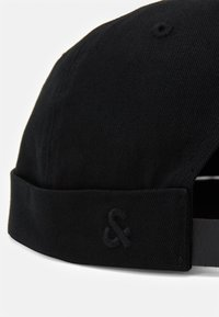 Jack & Jones - JACSTEVEN ROLL HAT - Hat - black - 3