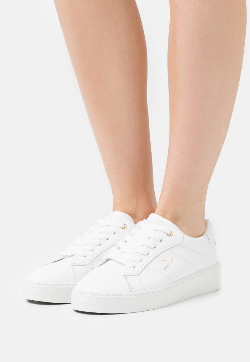 GANT - LAGALILLY - Baskets basses - white