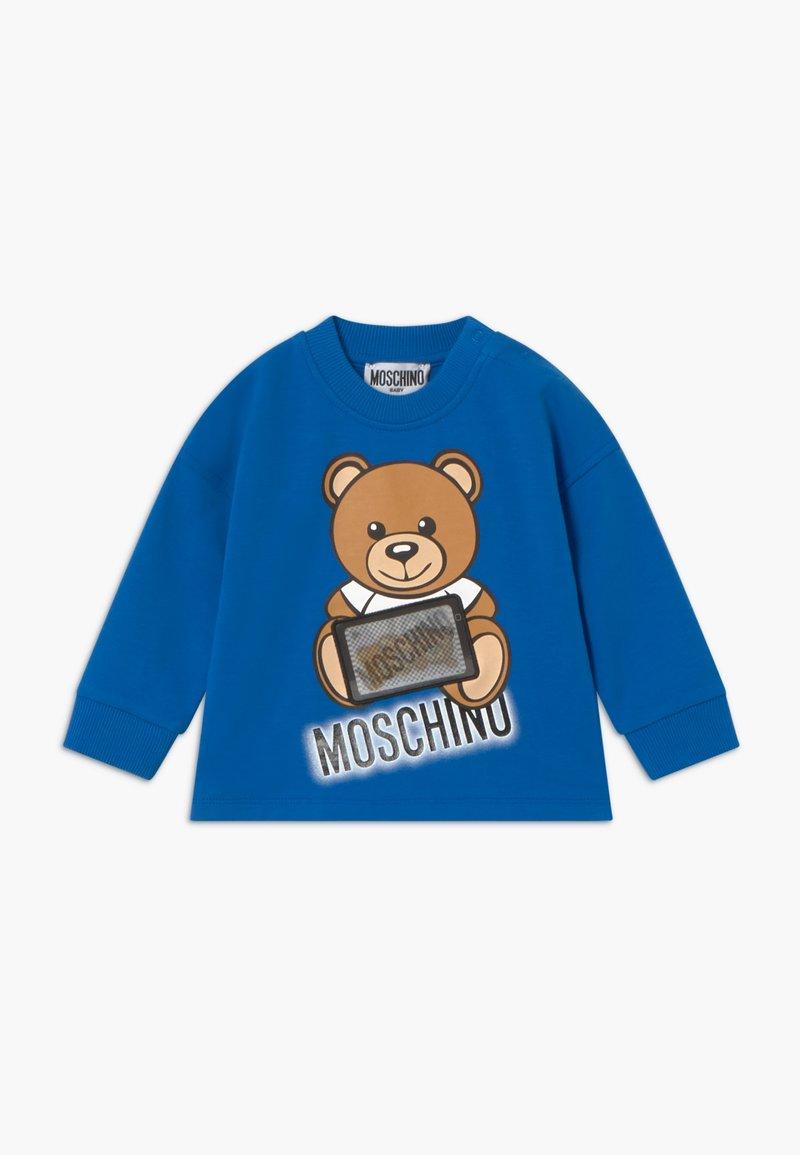 MOSCHINO - Sweatshirt - skydiver