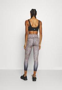 Cotton On Body - LOVE YOU A LATTE - Leggings - multicoloured - 2