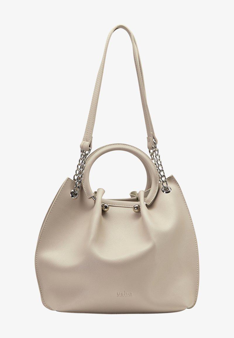 usha - Handbag - light grey
