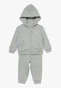 Polo Ralph Lauren - BOY SET - Survêtement - light grey heather - 0